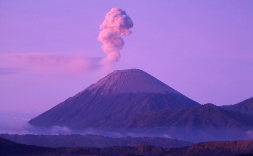 Semeru (Java – Indonésie)