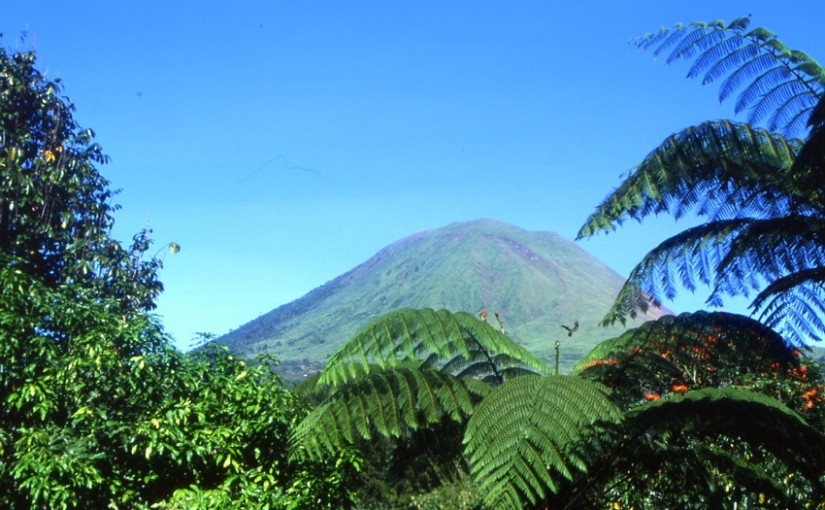 L'ascension du Gunung Lokon