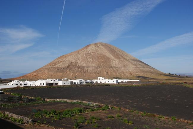 La localité de Mancha Blanca. (Photo : André Laurenti)