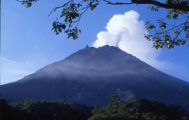 Les nuées ardentes constituent un risque volcanique majeur. (Photo : André Laurenti)