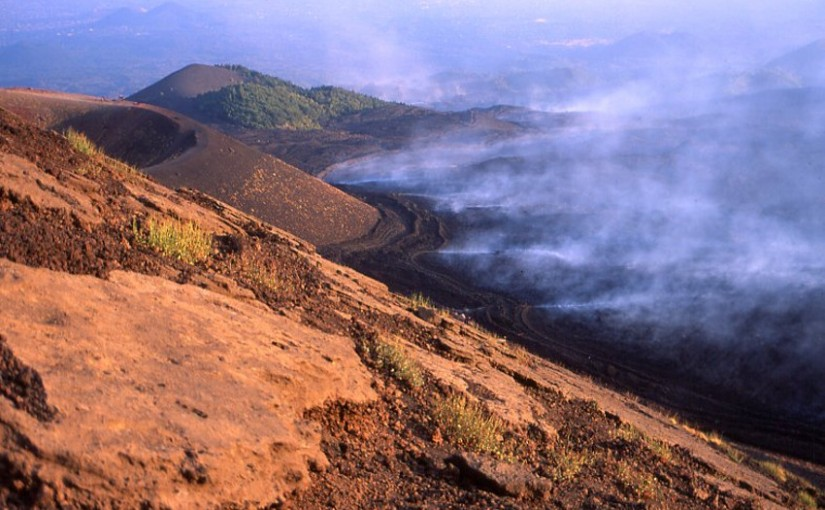 Etna – l'éruption de 2001