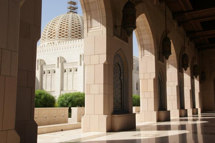 Le projet est l'œuvre de deux architectes, l'un omanais et l'autre londonien (Photo : André Laurenti)
