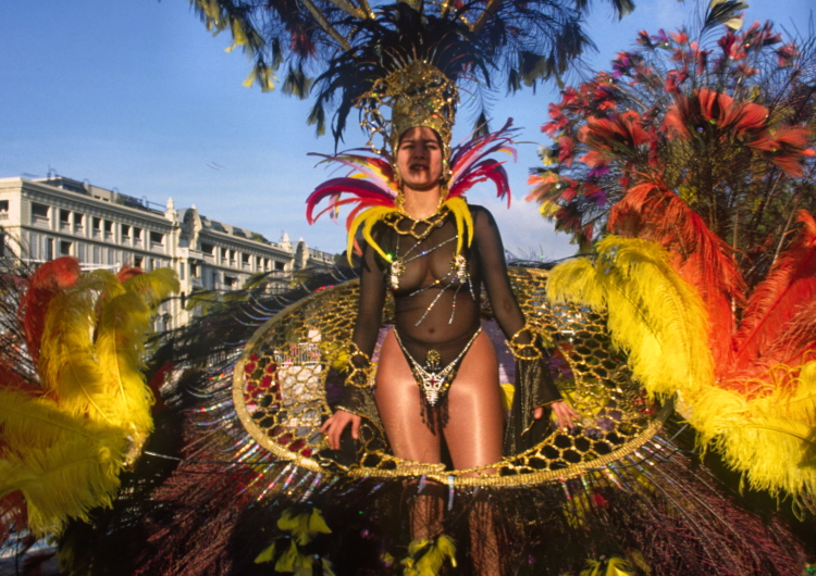 Carnaval de Nice (Photo : André Laurenti)