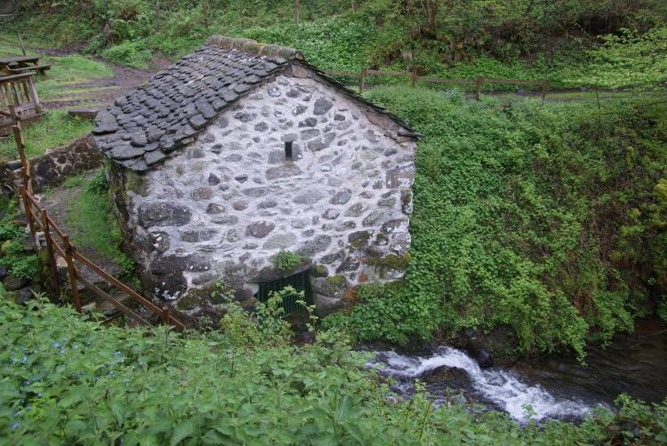 Le moulin sur le ruisseau de Niervèze (Photo : André Laurenti)