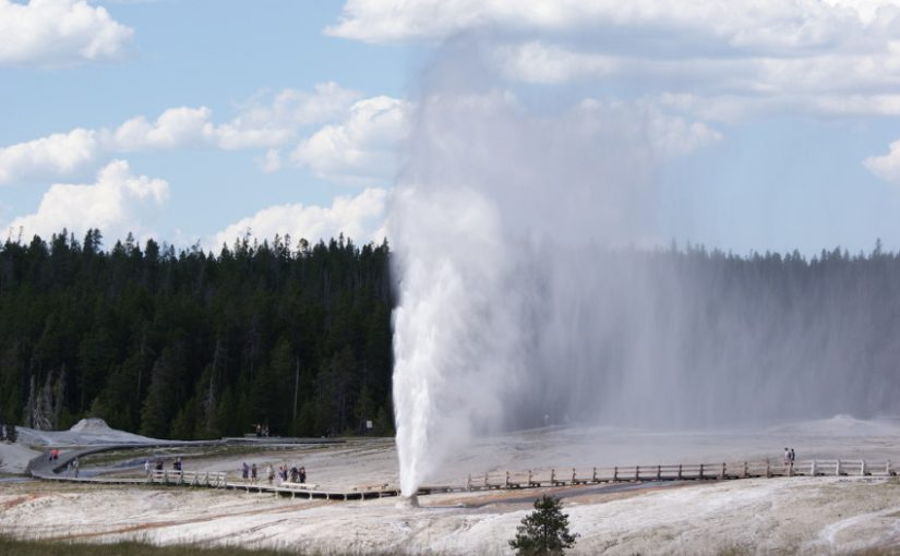 Yellowstone : les geysers (partie 3)