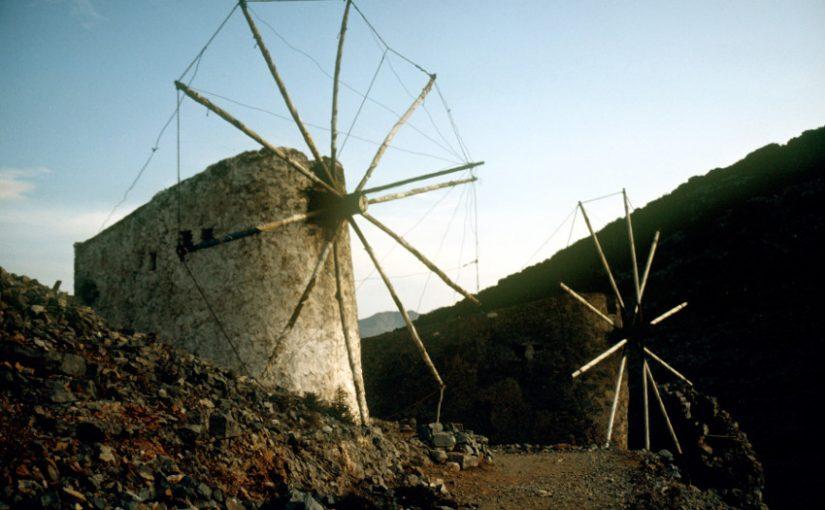 Les dédales de la Crète