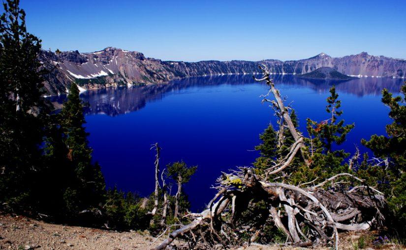 Crater Lake, métamorphose des Cascades